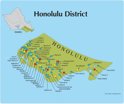 Honolulu District