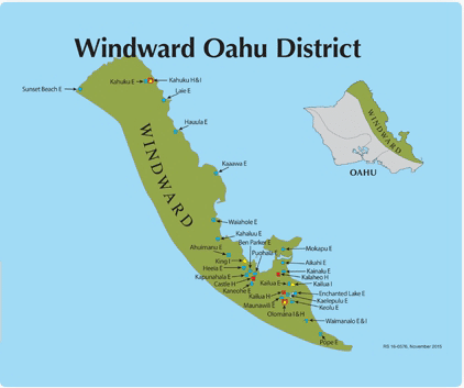 Windward Oahu District